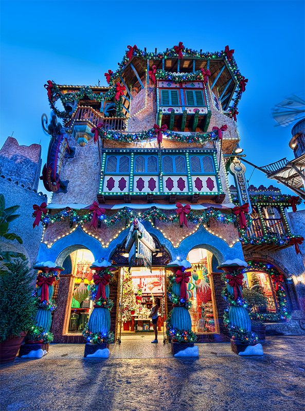 Grinch, Christmas, Shoppe, Islands of Adventure